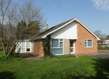 Thumbnail 2 bed bungalow for sale in Meadowside, Sandfields, Bromsberrow Heath, Ledbury, Herefordshire