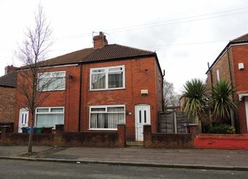 Thumbnail 3 bedroom semi-detached house for sale in Holtby Street, Blackley, Manchester