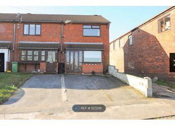 Thumbnail 2 bed semi-detached house to rent in Albert Street North, Chesterfield