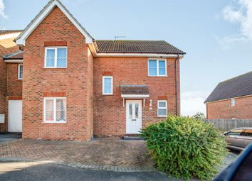 Thumbnail 4 bed detached house for sale in Shelduck Close, Allhallows, Rochester