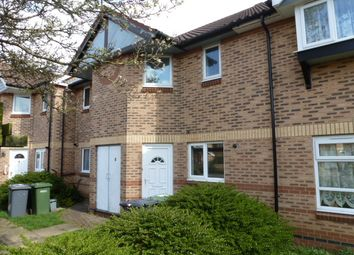 Thumbnail 2 bed terraced house to rent in Delph Court, Peterborough
