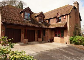 Thumbnail 5 bed detached house for sale in West End Road, West End, Southampton