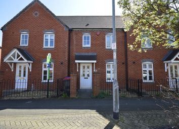 Thumbnail 3 bed terraced house to rent in Marlborough Road, Hadley, Telford
