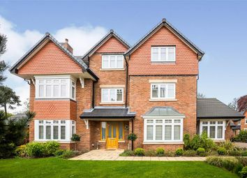 Thumbnail 5 bed detached house for sale in Blencowe Close, Backford, Chester