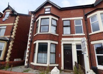 Thumbnail 2 bed flat to rent in St Albans Road, Lytham St Annes