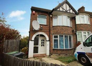Thumbnail 3 bed semi-detached house for sale in Woodbury Hill, Luton, Bedfordshire