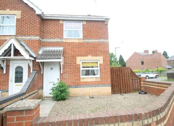 Thumbnail 2 bed semi-detached house for sale in High Street, Howden Le Wear, Crook