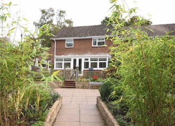 Thumbnail 3 bedroom end terrace house for sale in Moors Close, Hurn, Christchurch, Dorset