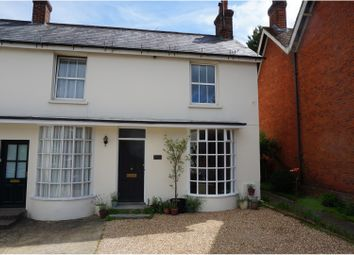 Thumbnail 2 bed semi-detached house for sale in High Street, Billingshurst