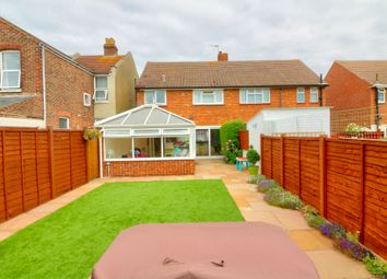 Thumbnail 3 bed semi-detached house for sale in Henderson Road, Southsea