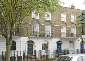 Thumbnail 4 bedroom terraced house to rent in Cloudesley Square, Barnsbury, Islington, London