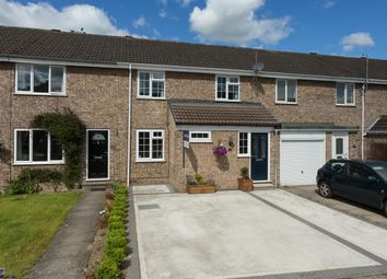 Thumbnail 3 bed terraced house for sale in Sycamore Close, Haxby, York