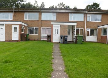 Thumbnail 2 bed flat to rent in Draycote Close, Solihull