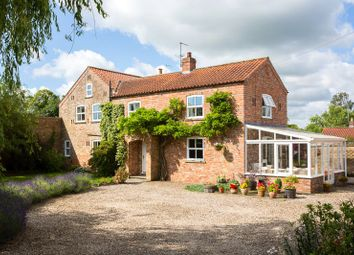 Thumbnail 4 bed detached house for sale in Everingham, York, East Yorkshire