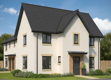 """3 bed end terrace house for sale in """"Abergeldie"""" at Gilmerton Station Road, Edinburgh EH17"""