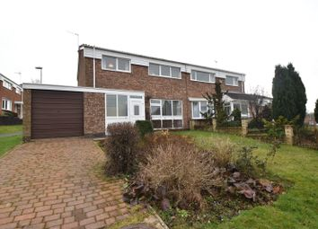 Thumbnail 3 bedroom semi-detached house for sale in Crofters Way, Droitwich, Worcestershire