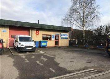 Thumbnail Light industrial to let in Unit 8, Chamberlayne Road, Bury St. Edmunds