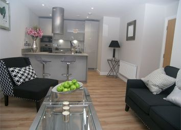 Thumbnail 3 bed flat for sale in Novia House, 27 Tapster Street, Barnet