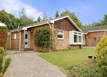 Thumbnail 3 bed detached bungalow for sale in Goldsowrth Park, Woking