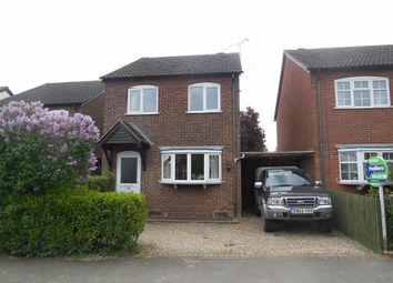 Thumbnail 3 bed detached house to rent in Charnwood Road, Barwell, Leicester