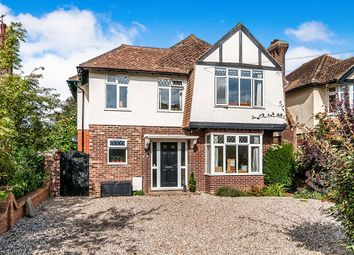 Thumbnail 4 bed detached house to rent in Highfield Close, Blean, Canterbury
