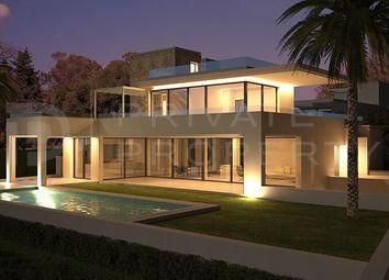 Thumbnail 4 bed villa for sale in Guadalmina Baja, Marbella, Málaga, Spain