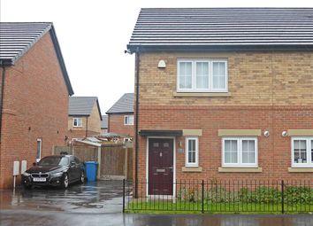 Thumbnail 2 bed semi-detached house to rent in Caravan Park, Tanhouse Lane, Widnes