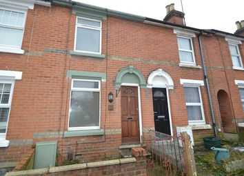 2 bed terraced house to rent in Fairfax Road, Colchester CO2