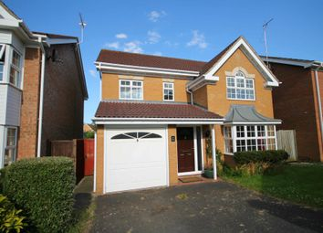 Thumbnail 4 bed detached house to rent in Skiver Close, Sawston