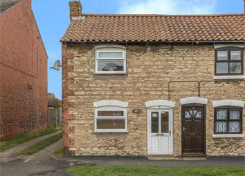 Thumbnail 2 bed end terrace house for sale in North Street, Winterton, Scunthorpe, Lincolnshire