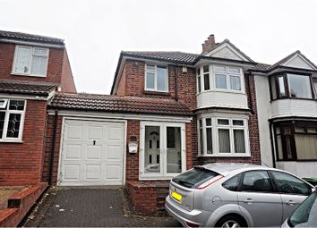Thumbnail 3 bed semi-detached house for sale in Victoria Road, Oldbury
