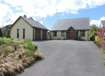 Thumbnail 3 bed detached bungalow for sale in Dihewyd, Lampeter