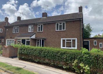 Thumbnail 3 bed semi-detached house for sale in Woodside, Stony Stratford, Milton Keynes, Buckinghamshire