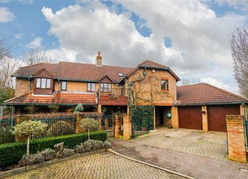Thumbnail 5 bed detached house for sale in Ketelbey Nook, Old Farm Park, Milton Keynes, Bucks