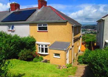 Thumbnail 3 bed end terrace house for sale in Gwynedd Avenue, Swansea
