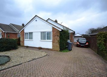 Thumbnail 2 bed detached bungalow for sale in Welbeck Close, Trimley St. Mary, Felixstowe