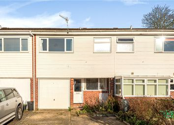 Thumbnail 3 bed terraced house for sale in Fields Oak, Blandford Forum, Dorset