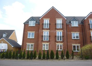 Thumbnail 2 bed flat for sale in Knights Walk, Caerphilly