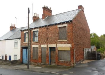 Thumbnail 5 bed terraced house for sale in Coppice Side, Swadlincote, Derbyshire