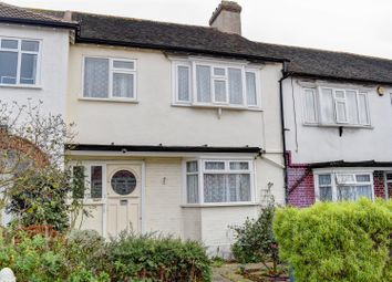 Thumbnail 3 bedroom terraced house for sale in Strathbrook Road, London