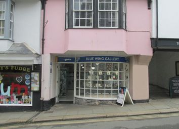 Thumbnail Retail premises to let in Fore Street, Totnes