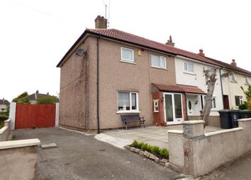 Thumbnail 3 bedroom end terrace house for sale in Combermere Road, Heysham, Morecambe