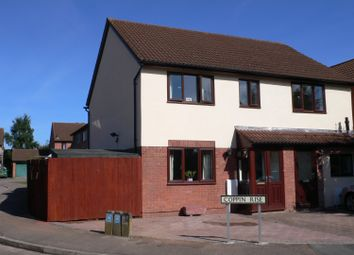 Thumbnail 3 bed semi-detached house to rent in Coppin Rise, Hereford