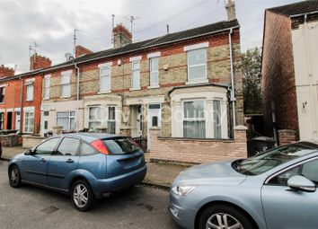 Thumbnail 3 bedroom end terrace house for sale in Gilpin Street, Peterborough