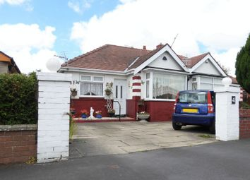 Thumbnail 2 bed semi-detached bungalow for sale in The Crescent, Crossens, Southport