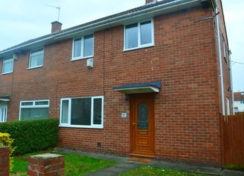 Thumbnail 2 bed semi-detached house to rent in Ridgeway, Gateshead