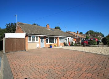 Thumbnail 3 bed semi-detached bungalow for sale in Connaught Road, Aylesbury