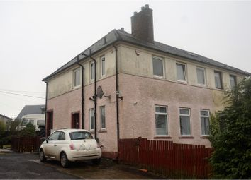 Thumbnail 2 bedroom flat for sale in Dronley Terrace, Dundee