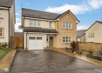 Thumbnail 4 bed detached house for sale in Aitken Crescent, Redding, Falkirk, Stirlingshire