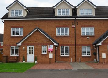 Thumbnail 3 bed town house for sale in Glenfinnan Drive, Dumbarton